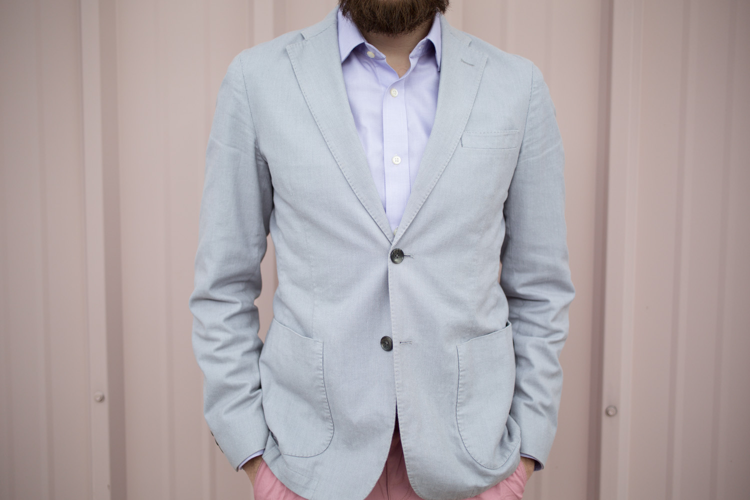 Uniqlo Gray Blazer