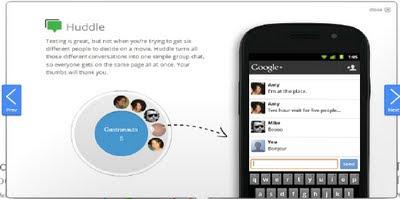 Google Huddle