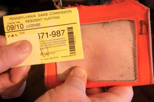 Full o 39 bull gazette pennsylvania hunting licenses on sale now for Pa out of state fishing license
