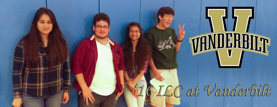 '16 ILC at Vanderbilt