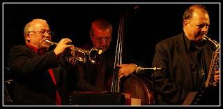 Enrico Tomasso, Dave Green & Alan Barnes