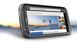 Sensation HTC Un Android de Lujo