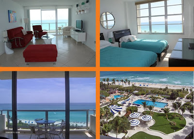 miami beach  vacation rental condo