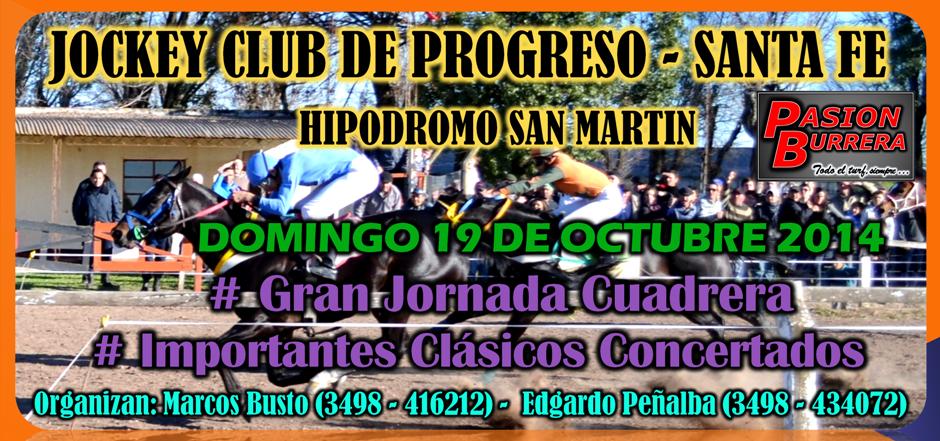 PROGRESO - 19 DE OCTUBRE