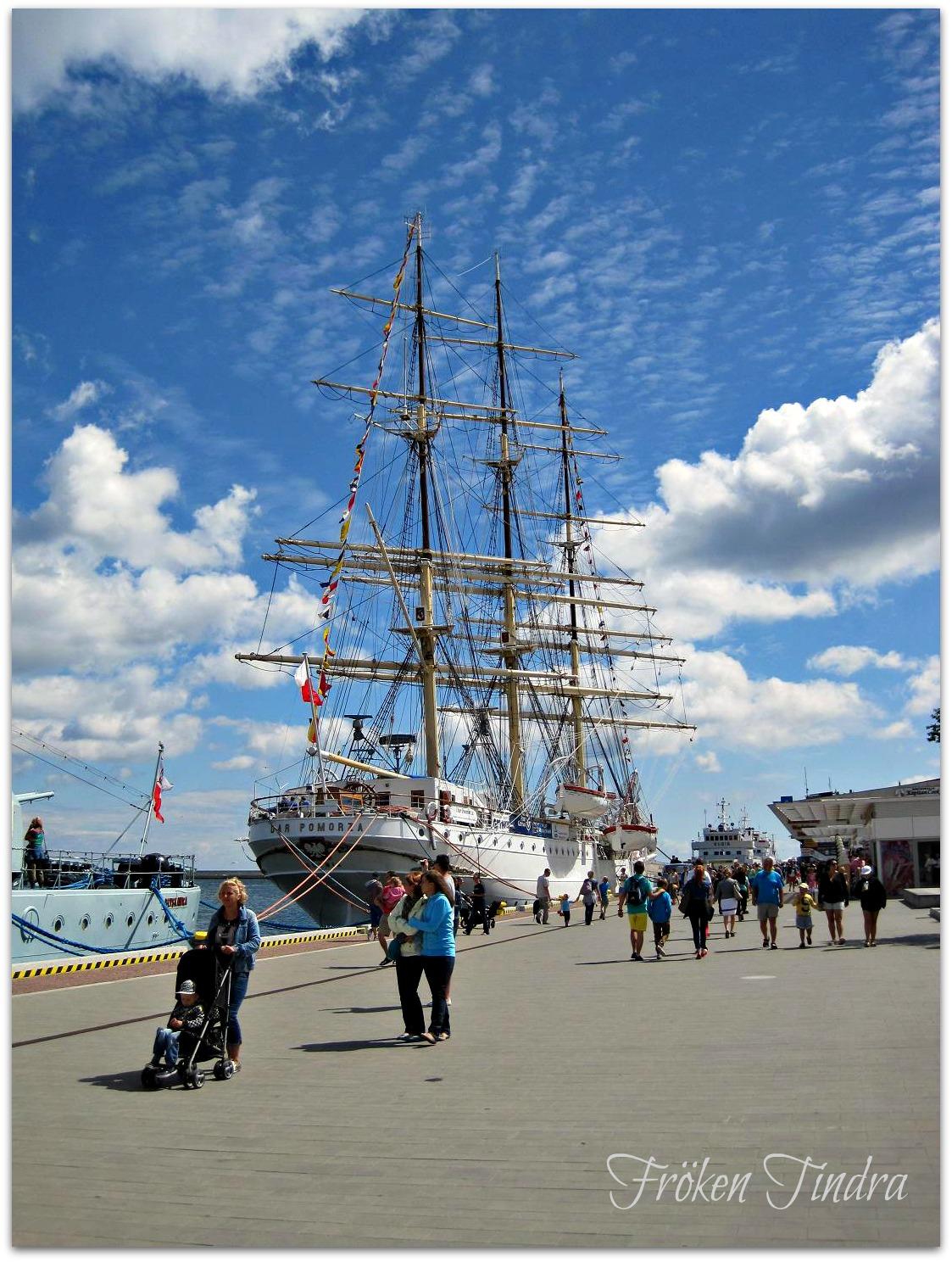 Gdynia, Polen, Juli -12