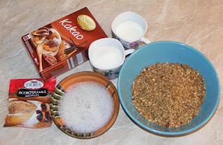 ingrediente necesare pentru prepararea unei umpluturi pentru cozonac pufos de casa din cacao nuca si scortisoara, retete culinare, cum facem umplutura pentru cozonac,