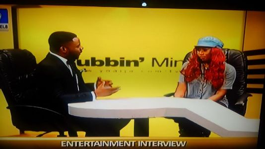 I Can't Date Any Man In The Entertainment Industry, They're Full Of Crap Says Cynthia Morgan
