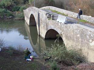 Ponte Romana sobre o Rio Alviela, E.N nº 365