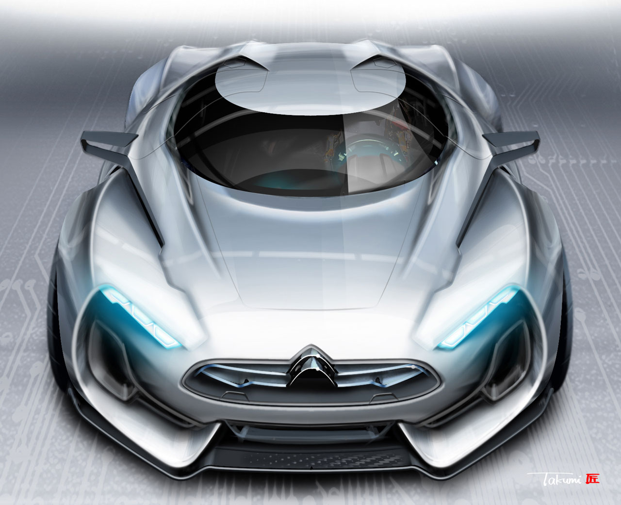 CITROEN HD Car Wallpapers For Windows 7
