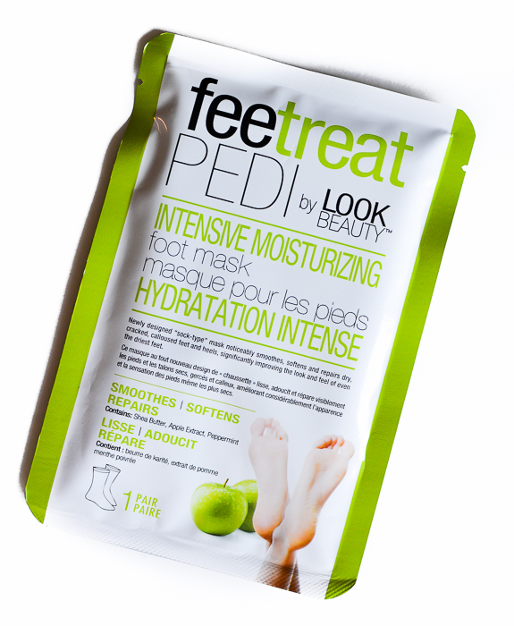 Feetreat Pedi by LookBeauty Intensive Moisturizing Foot Mask - Review Ingredients How to Use