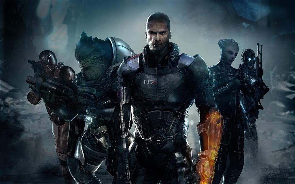 Mass Effect HD & Widescreen Wallpaper 0.712782303148606