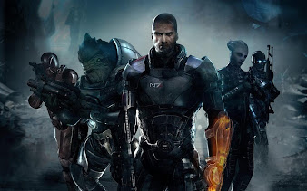 #37 Mass Effect Wallpaper