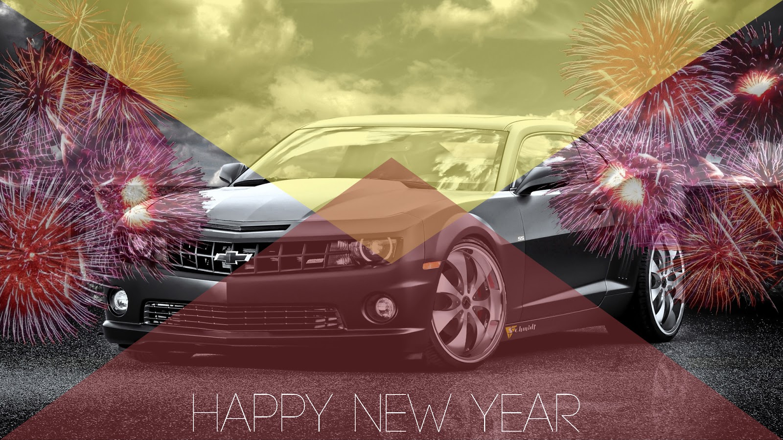 Wishing You The Happiest New Year And All The Best In 2013! Love,. Greg May  Chevrolet