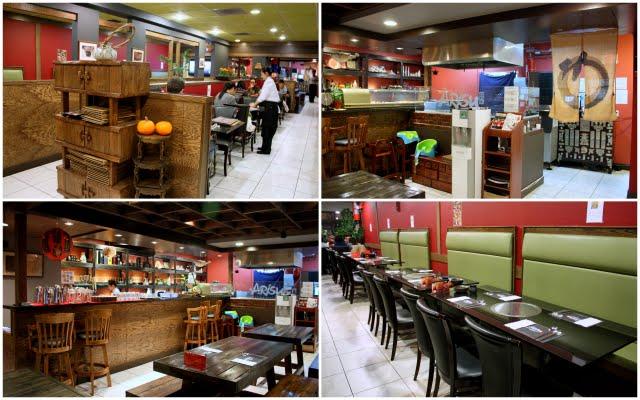 Arisu korean japanese restaurant food junkie chronicles for Arisu japanese cuisine