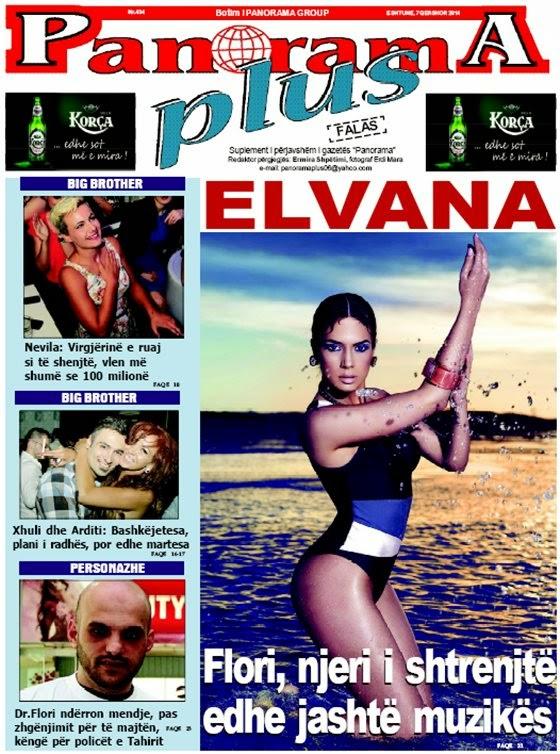 Revista PANORAMA PLUS - 7 Qershor 2014