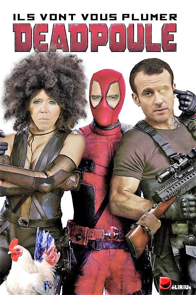 Allez voir Deadpool 2 au cinéma. Par contre, évitez...