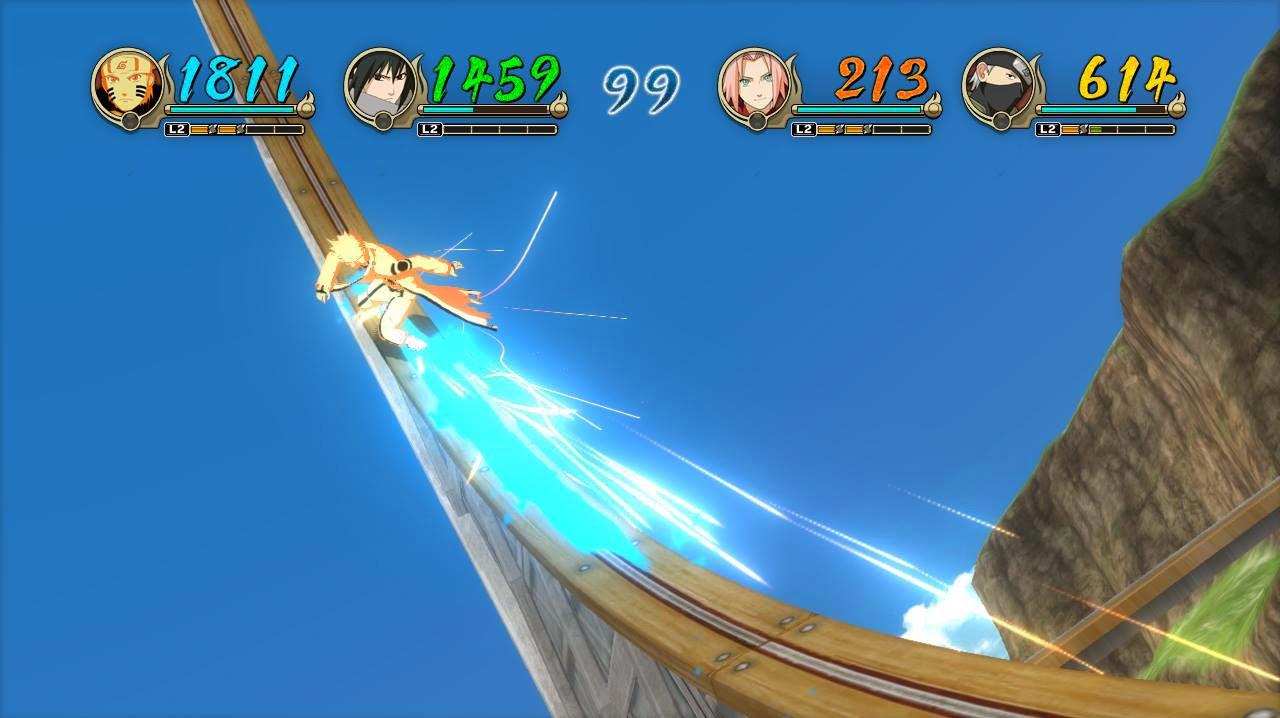 Naruto Shippuden Storm Revolution Ninja World Tournament Melee Battles