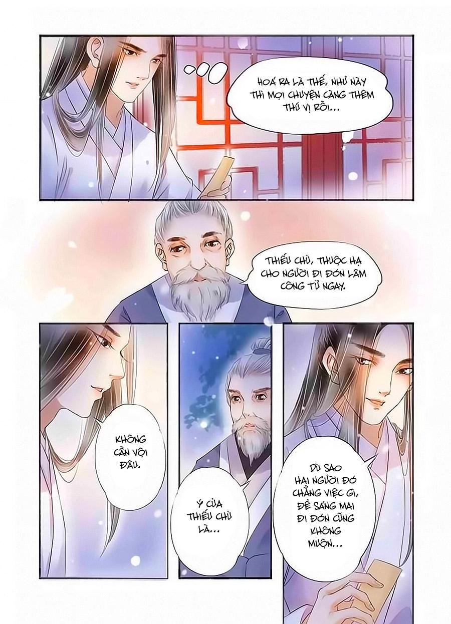 Nhà Ta Có Tiểu Thiếp chap 119 - Trang 4