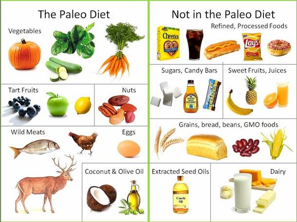 Paleo Food Image
