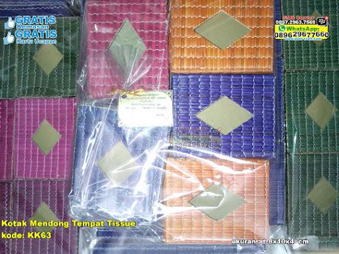 Kotak Mendong Tempat Tissue grosir