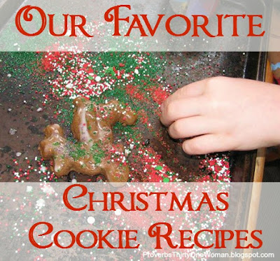 in mind here are my family s favorite christmas cookies to make and ...