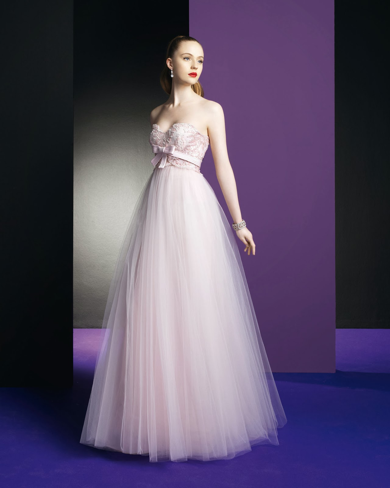 Increíble Vestido De Novia Calvin Klein Composición - Vestido de ...
