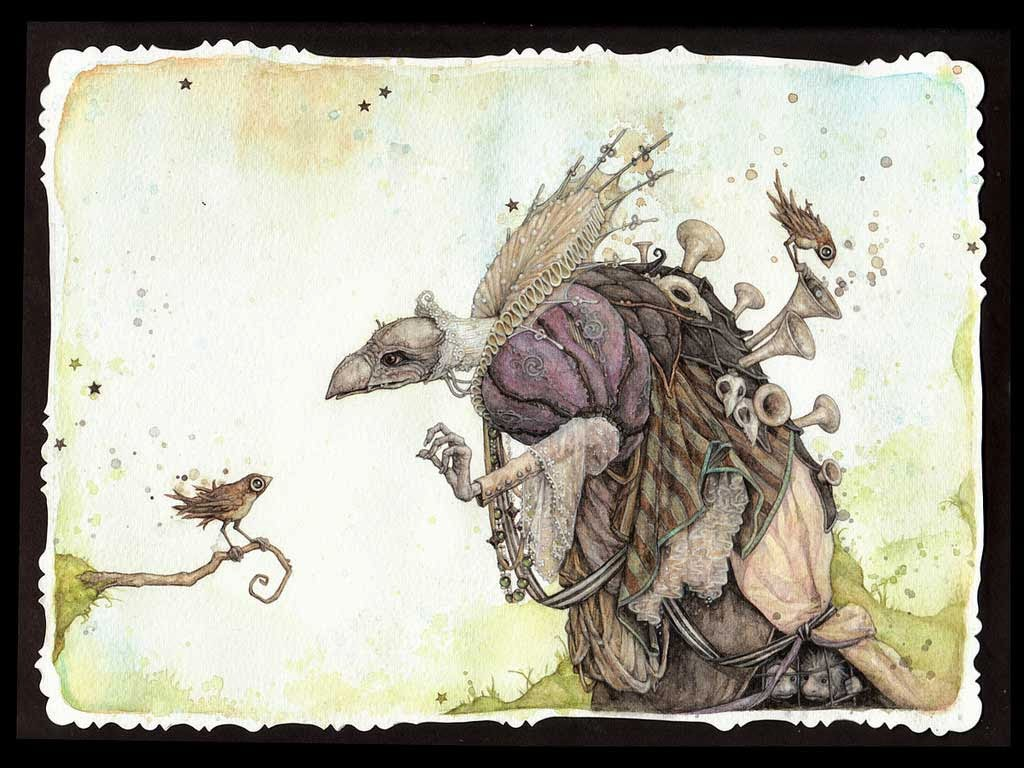 Hello Mr. Skeksis - Leontine Greenburg