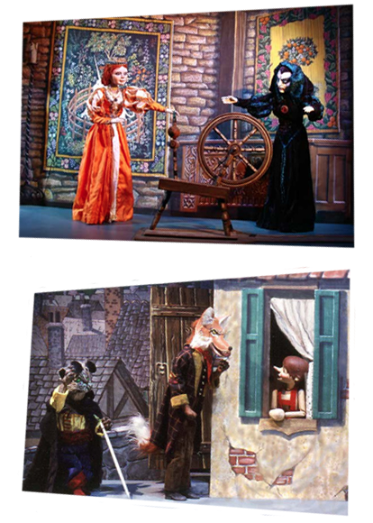 national marionette théâtre