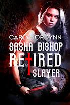 Sasha Bishop: Retired Slayer