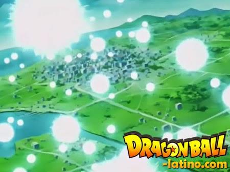 Dragon Ball Z capitulo 285
