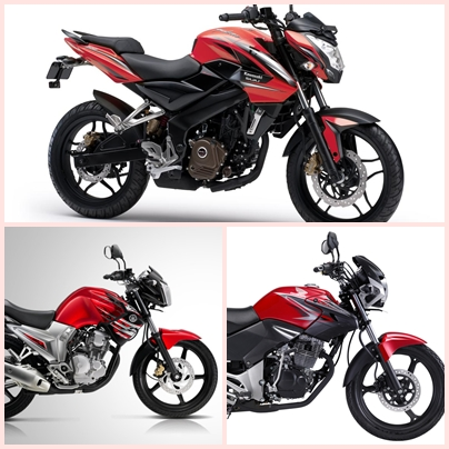 Komparasi Performa Pulsar 200NS Vs Honda Tiger Vs New Scorpio Z
