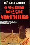 25--O SEGREDO DO 25 DE NOVEMBRO José Freire Antunes [Europa-América]