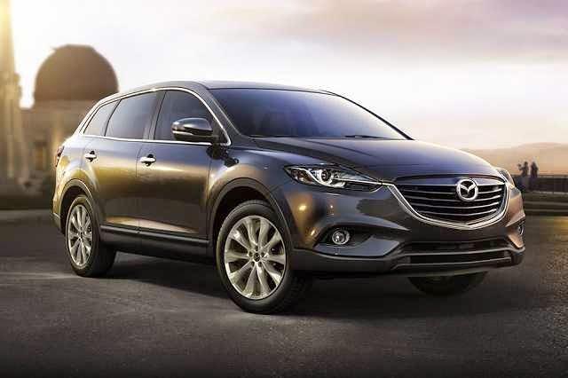 2016 Mazda CX-9 Rumors Redesign Release Date