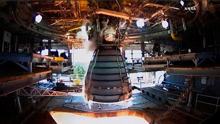 El motor que nos llevará a Marte
