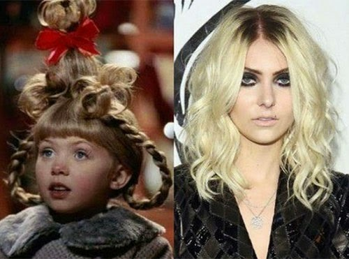Top Celebrities Then & Now (15 Pics)
