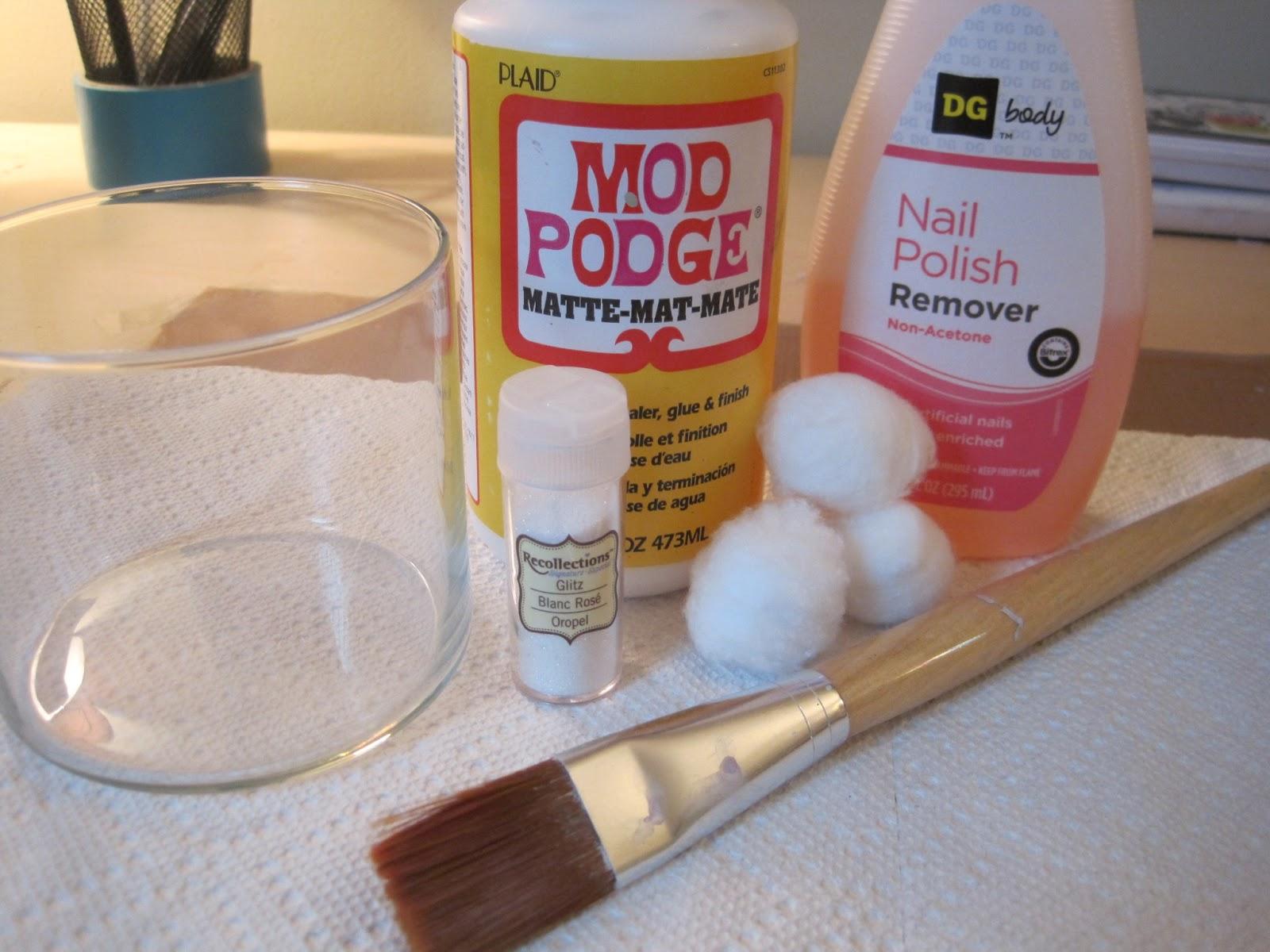 The Beauty Of Etcetera DIY Make Up Brush Holder Cheap Easy Room De