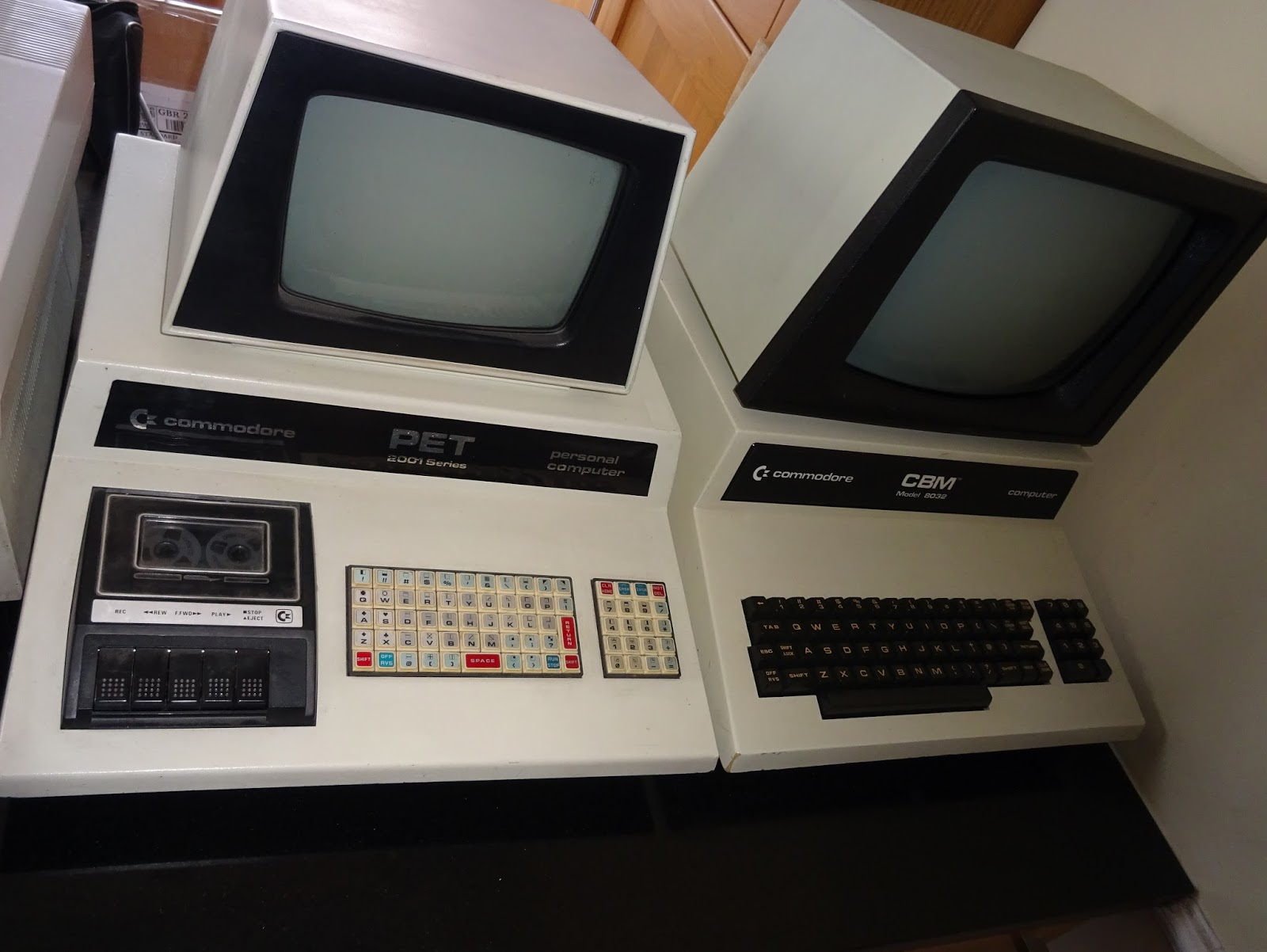 Tynemouth Software: Commodore Pet 3032 Mainboard Repair