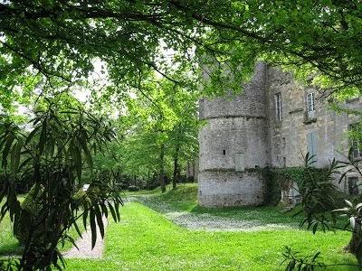 Le Château de Loubens, monument historique du XVIème siècle