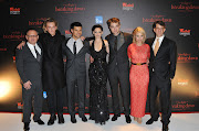The Twilight Saga : 'Breaking Dawn Part 1' London premiere held at Vue .