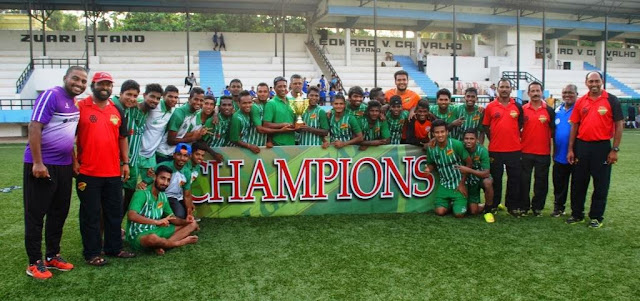 Salgaocar youngsters beat Dempo SC to win GFA U-20 Taca Goa