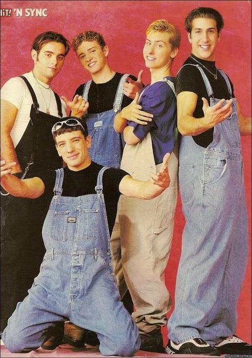 mode des années 90 1. Le look total jean
