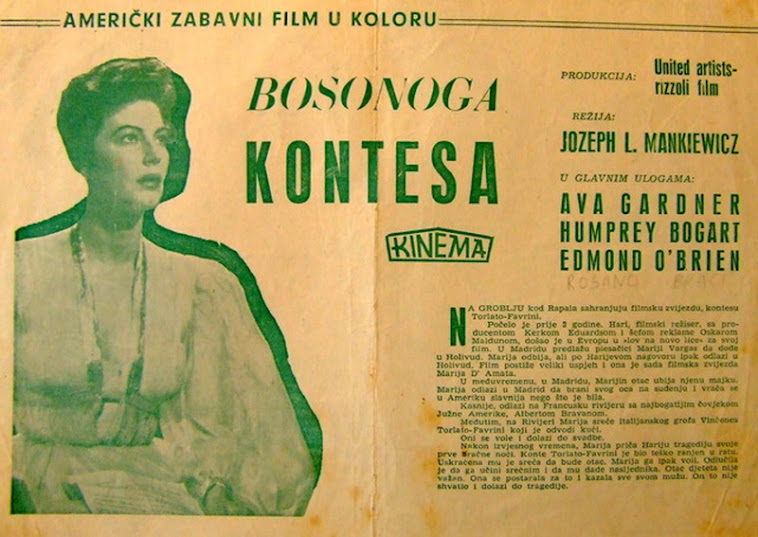 BOSONOGA KONTESA