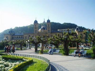 San Sebastián turismo España