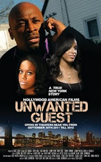 "UNWANTED GUEST ""Nollywood American Movie Comes To Nigeria 1"