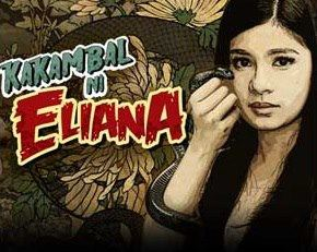 Kakambal ni Eliana (Eliana&#8217;s Twin) is an upcoming Filipino fantasy drama series to be broadcast by GMA Network starring Kim Rodriguez in a title role along with Kristofer Martin, Enzo...