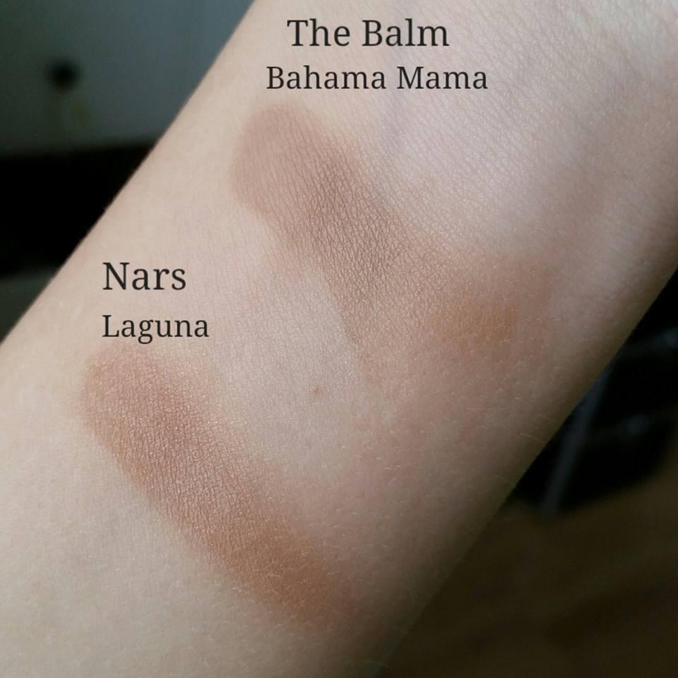 �ล�าร���หารู��า�สำหรั� NARS Laguna Bronzing Powder