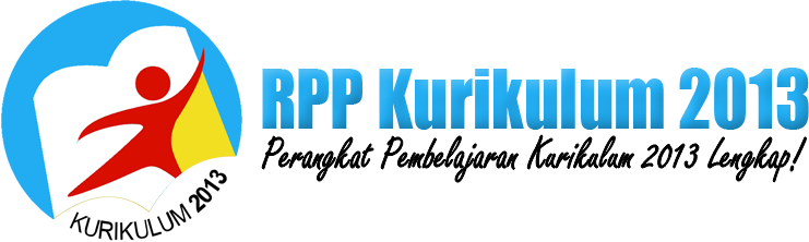 Suplier RPP Kurikulum 2013