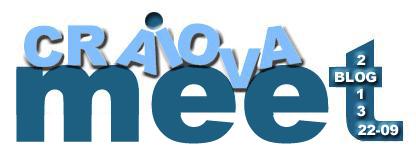 Craiova Blog Meet 21-22 Septembrie