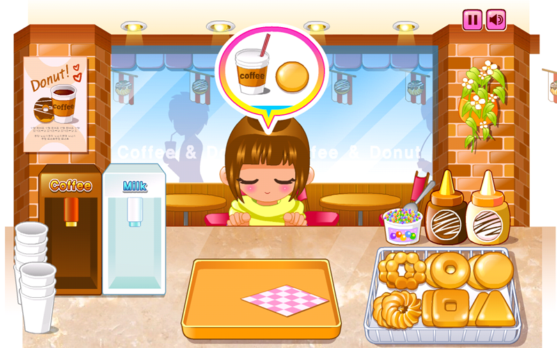 games online for girls cooking