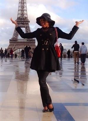 chika ike paris trip